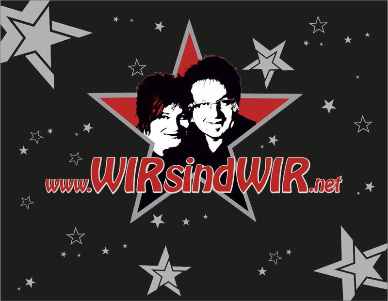 WIRsindWIR - Logo aktuell